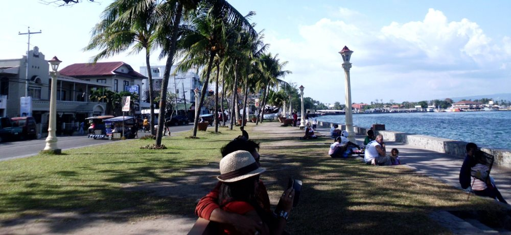Dumaguete, Philippines - The Boulevard