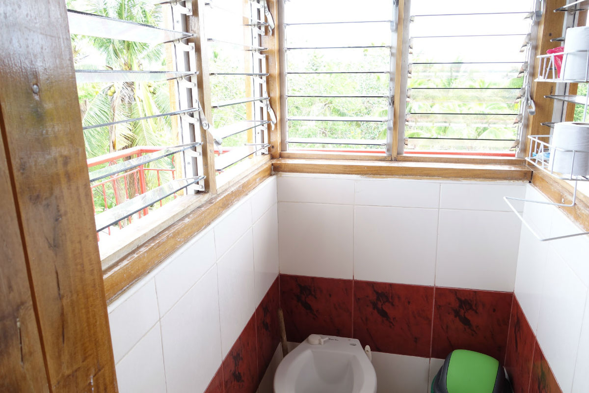 Momo Village - 5th floor bathroom